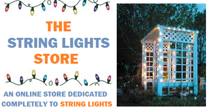 String Light Store Home