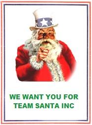 Team Santa Inc Web Stores Partner Program