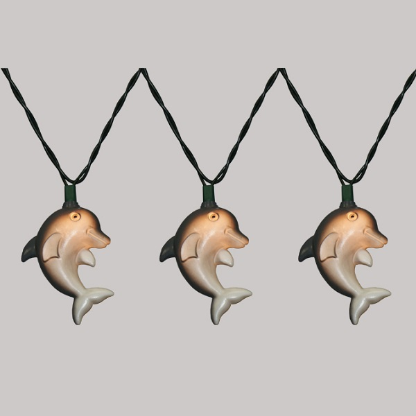 10 Dolphin Lights