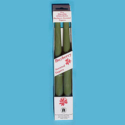 10 Inch Bayberry Scented Candles Box of 48