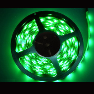 153 Foot Dimmable LED Green Tape Lights